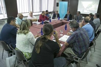 Vecinos y comerciantes formarán una mesa de diálogo con Distrito Castellana Norte.