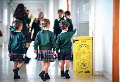 Nueve de cada 10 'profes', a favor de la educación ambiental en las aulas