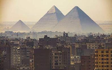 24 horas en El Cairo: mucho más que pirámides