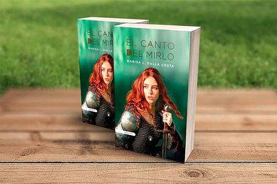 Marisa Dalla Costa publica su nuevo libro, 'El canto del mirlo'