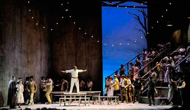 'El Caserío', vuelve el clásico de Guridi