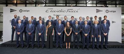 Los embajadores de LaLiga, de Emidio Tucci