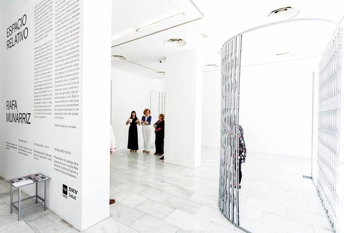 La exposición Rafa Munárriz podrá visitarse hasta el 21 de julio, en la Sala de Arte Joven (Avenida de América, 13).