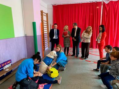 La Comunidad apuesta por la libertad de elección para dar respuestas educativas adaptadas a los alumnos con necesidades especiales