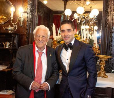 La cena solidaria del doctor Esquivel recauda más de 5.000 euros