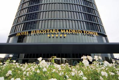 El Madrid Tower celebra 10 años contemplando Madrid