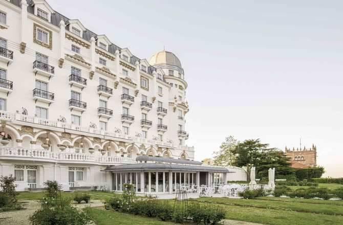 Eurostars Hotel Real. Santander, España
