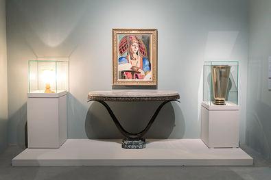 Primera exposición retrospectiva en Madrid dedicada a la figura de Tamara de Lempicka