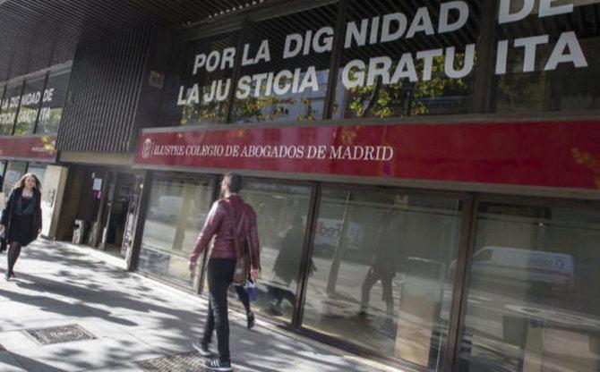 El Colegio de Madrid abre un espacio de más de 1.000 metros cuadrados frente a los Juzgados de Plaza de Castilla para facilitar el ejercicio profesional de los letrados.