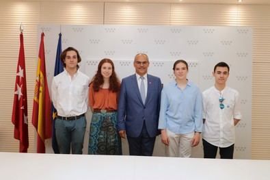 Los mejores de la EvAU en Madrid