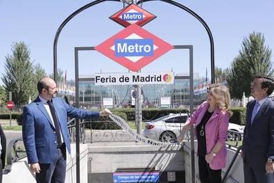 Próxima estación: Feria de Madrid