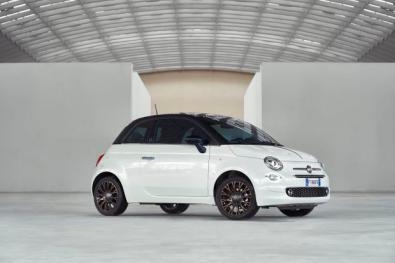 El Fiat 500, premio al mejor automóvil pequeño
