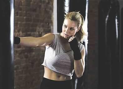 Fitboxing, la técnica que tonifica, marca y endurece los músculos