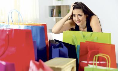 Depresión blanca, compras compulsivas o fobia social: la 'otra Navidad' para muchas personas