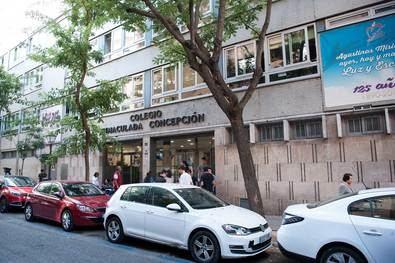 De Infantil a la Universidad, sin salir de Díaz Porlier