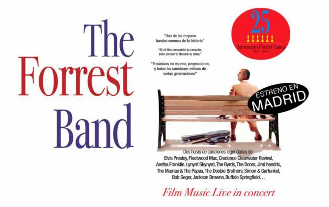 25 aniversario de la película 'Forrest Gump'