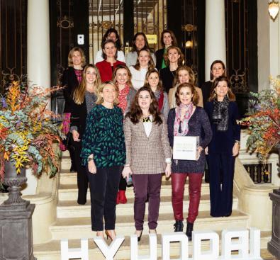 Gran éxito del II Foro Hyundai Mujeres con motor
