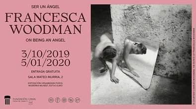 Ser un ángel, según Francesca Woodman