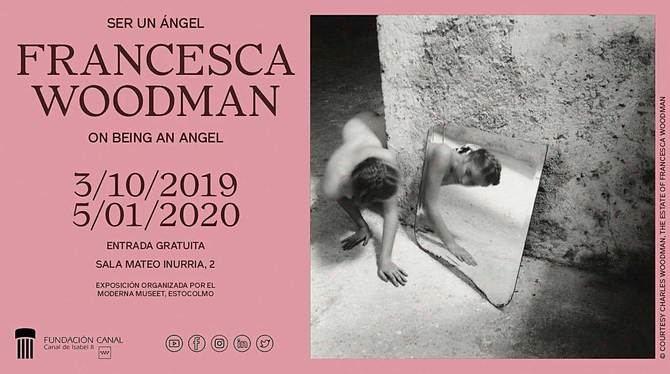 La Fundación Canal inaugurará la temporada de otoño con Francesca Woodman. 'On being an angel', una exposición monográfica que incluye la mayor parte de sus series fotográficas y sus conjuntos temáticos.