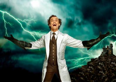 El musical 'El jovencito Frankenstein' estrena en noviembre en el Teatro Luz Philips de Gran Vía