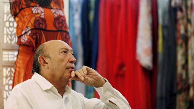 Francis Montesinos: 'Aquí la moda no se entiende como cultura y llevar 50 años en el sector ha sido un reto continuo'