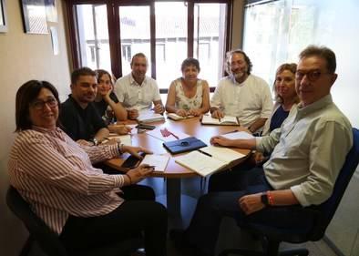 CCOO asesorará laboralmente a las asociaciones vecinales