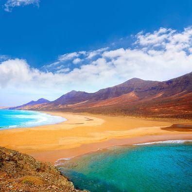 Las mejores playas, en Fuerteventura