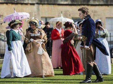 Esperando a Mr. Darcy