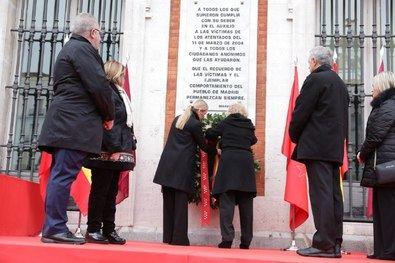 Madrid no olvida a las víctimas del 11M