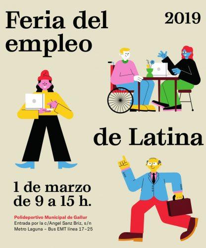 El distrito de Latina organiza la Feria de Empleo: habrá talleres y ponencias prácticas para quienes buscan trabajo