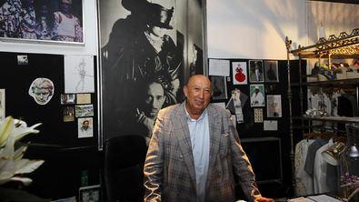 Francis Montesinos, 50 años en la moda de España