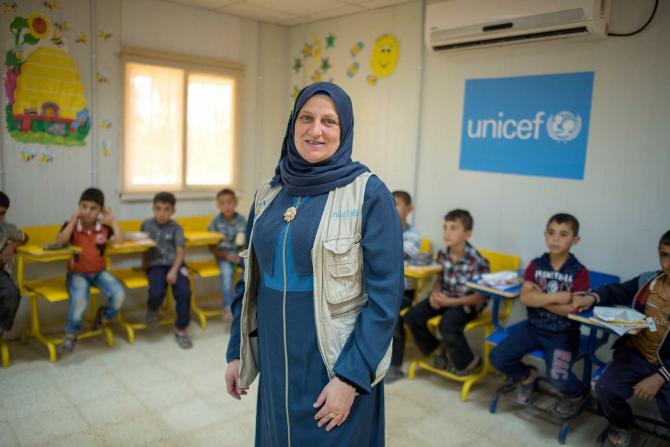 16 millones de días de escolarización para niños