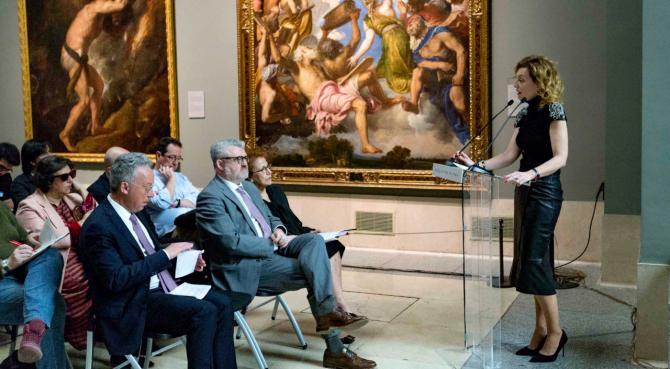 El Museo del Prado acoge por primera vez la obra de Alberto Giacometti