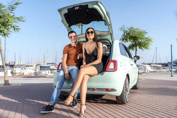 El 60% de los conductores españoles prefiere viajar con copiloto, aunque el 66% no se turna el volante