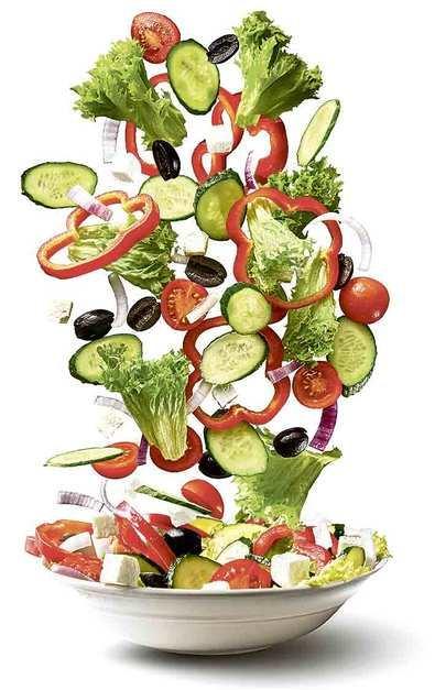 Madrileños y dieta mediterránea