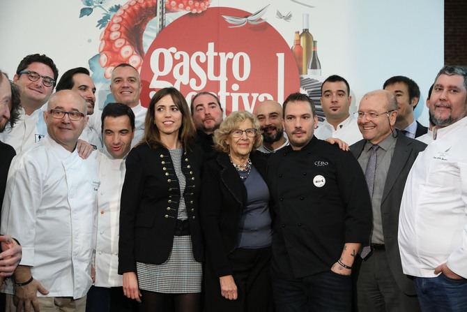 Presentación de esta nueva edición del Gastrofestival.