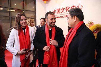Tándem Madrid – China en el Año Nuevo del Cerdo