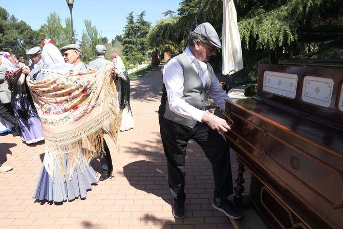 Lo tradicional y lo moderno se volverán a dar la mano en las fiestas de San Isidro.
