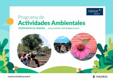 Llega el programa 'Hábitat Madrid'