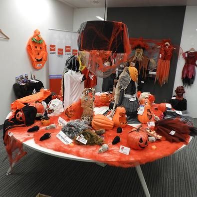 Campaña para retirar del mercado artículos peligrosos de Halloween
