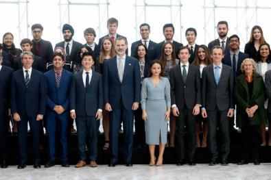 Garrido participa en la apertura de Harvard WorldMUN, la ONU de las universidades