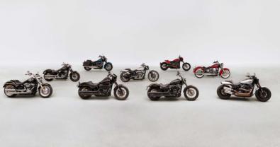 Harley-Davidson, nuevos modelos y tecnologías para 2020