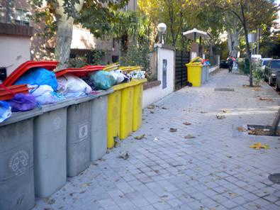 Habrá cambios en la recogida de basura
