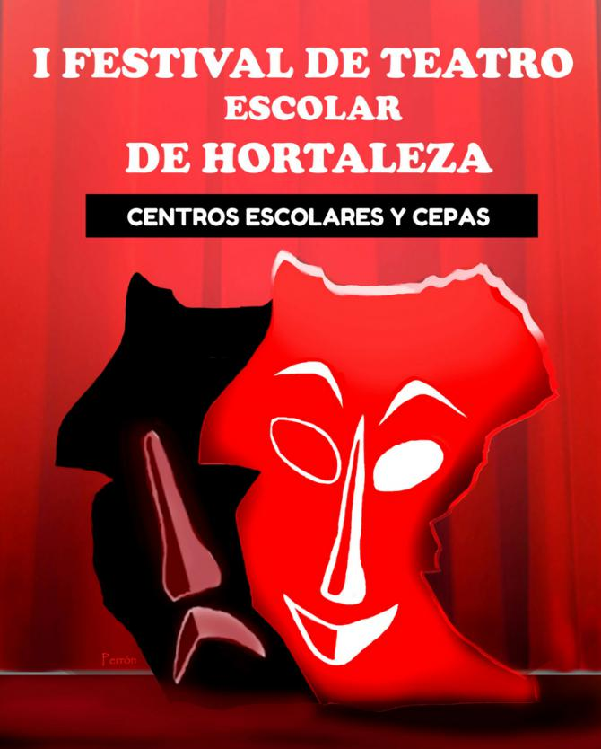 Apúntate al I Festival de Teatro Escolar