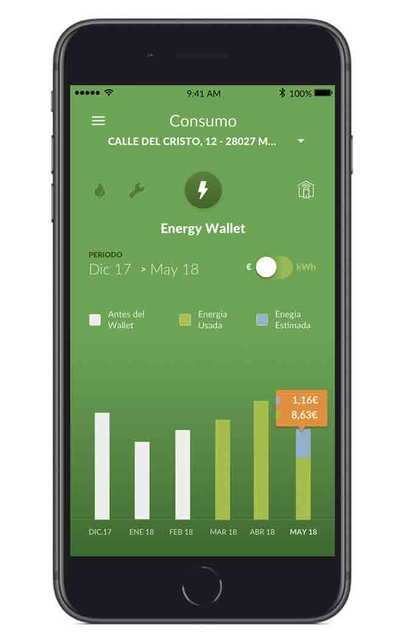 Iberdrola ofrece a sus clientes la posibilidad de comprar paquetes de energía verde