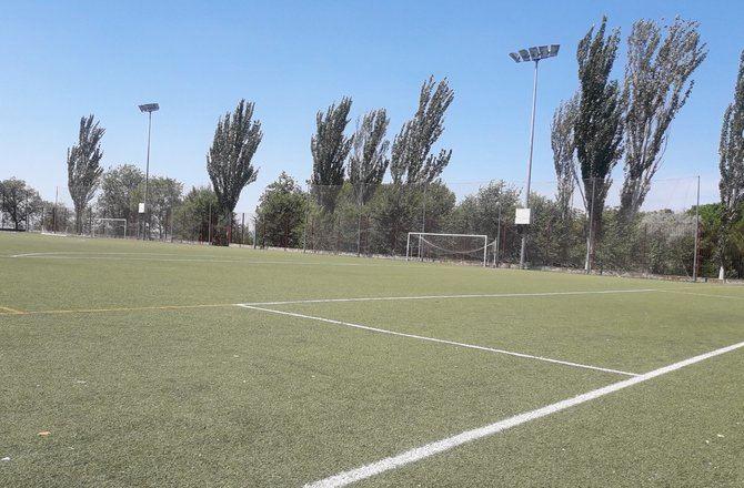 Las instalaciones deportivas, en obras este trimestre