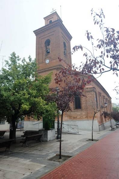 Concentración en la Plaza de la Iglesia