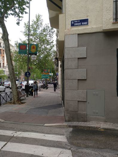 Los nuevos vecinos del distrito de Salamanca