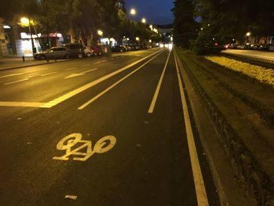 Ciudadanos insiste con el carril bici