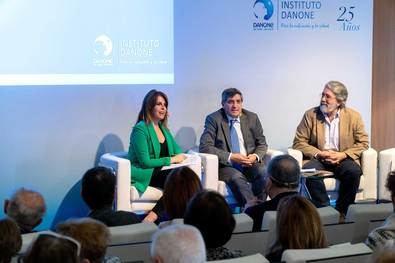 El Instituto Danone celebra su 25 aniversario poniendo en valor la nutrición para una mejor salud